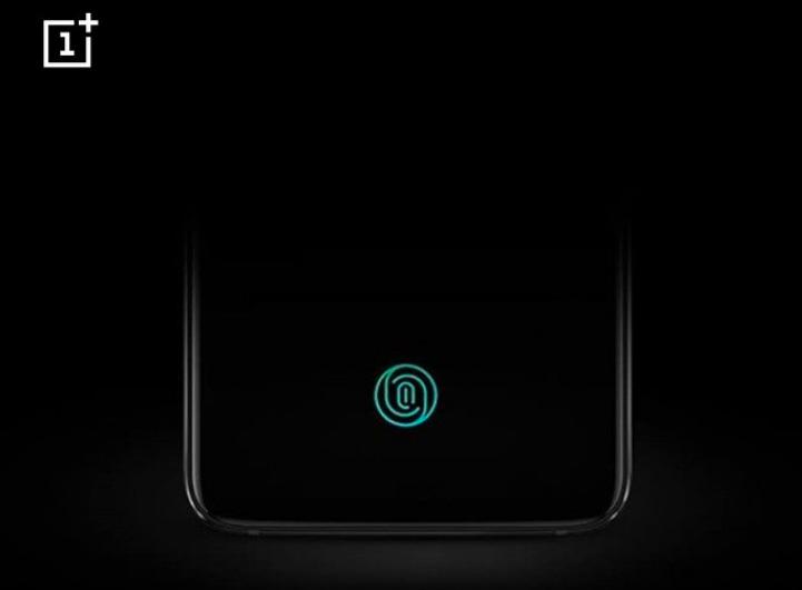 OnePlus 6T hatz bidezko irakurgailu optikoarekin etorriko da