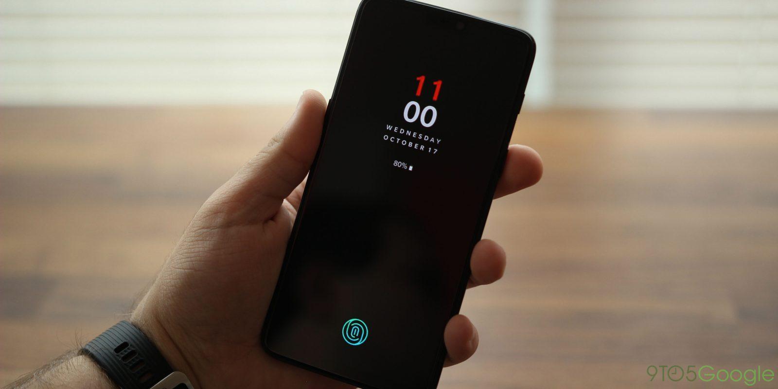 OnePlus 6T kaleratze data argia bihurtzen da