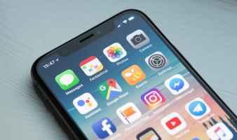 Onena 3 Akats bat konpontzeko moduak Aplikazio hau ez da zurekin partekatzen iPhone-n