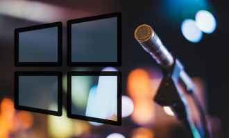 Onena 3 Mikrofonoaren bolumena doitzeko moduak Windows 10