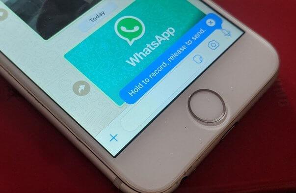 Onena 9 Landu ez diren WhatsApp ahots mezuak konpontzeko moduak