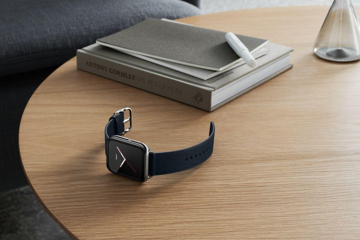 Oppo Watch, Apple Watch da?