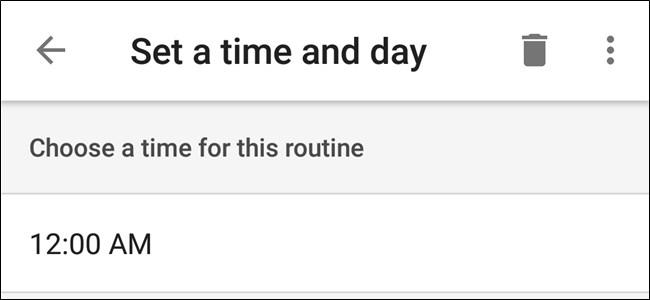 Orain, pertsonalizatutako ibilbideak programatu ditzakezu Google Etxean 1