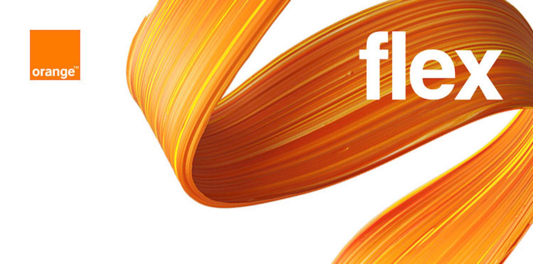 Orange Flex-ek urtebete du.  Bezeroek bonus bidezko paketea jasoko dute bideoa ikusteko