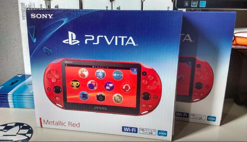 PS Vita 3.71 eguneratzea kaleratu da