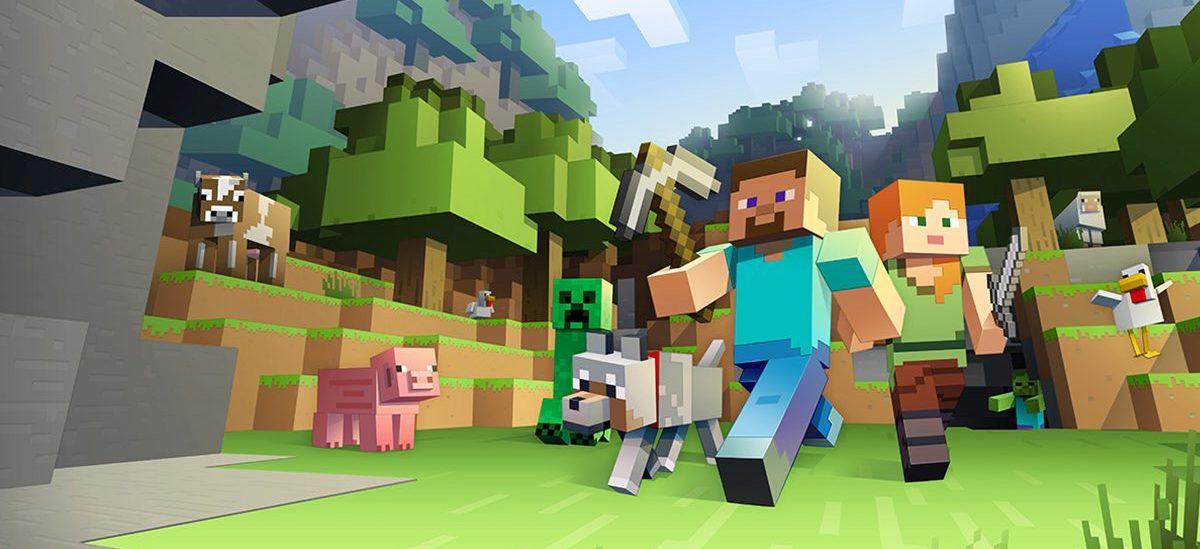 PS4-n Minecraft-en, azkenik hirugarrenak kontsolatzen dituzten pertsonekin programatzen dira