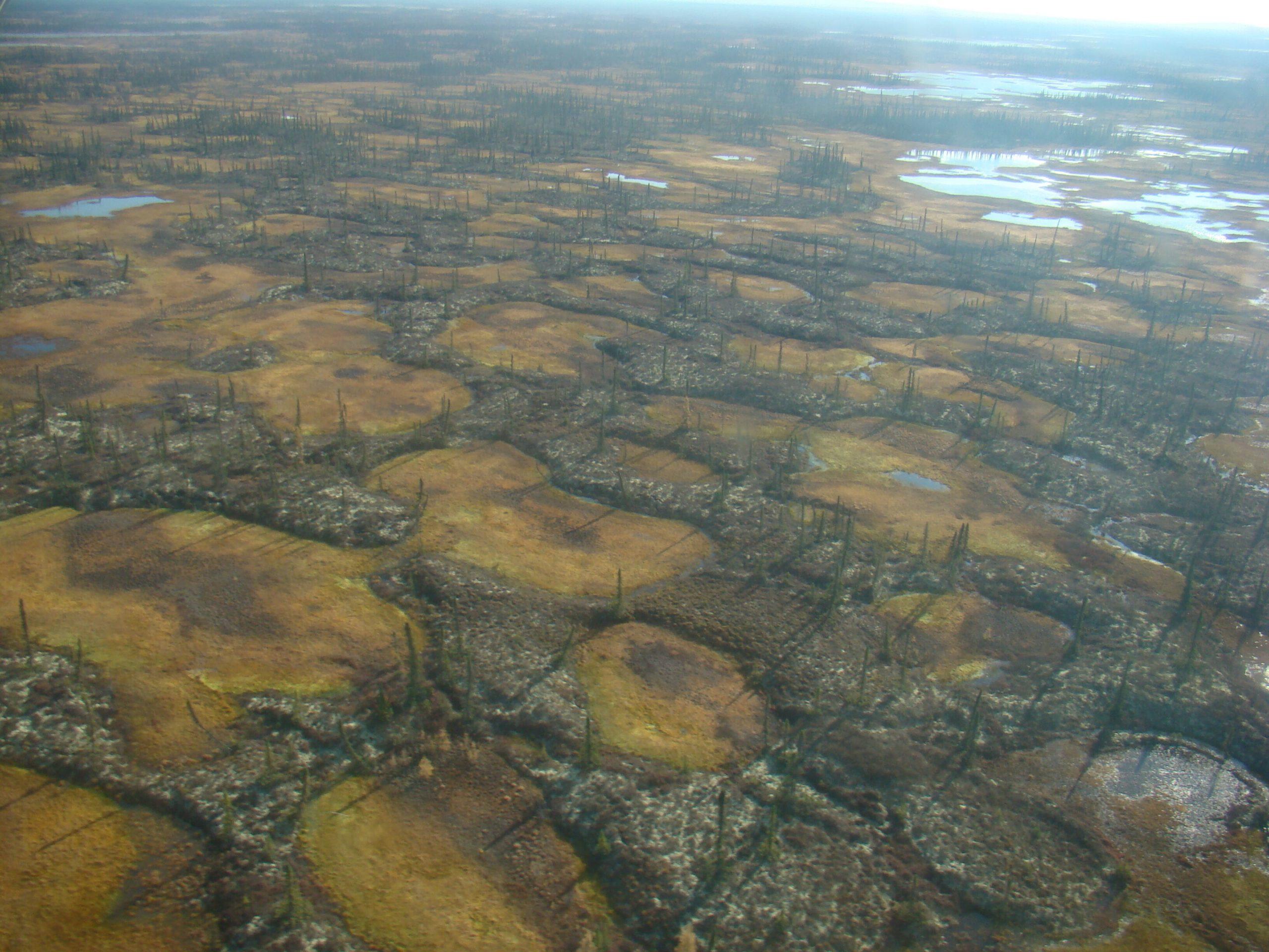 Permafrost urtzeak klima-aldaketan uste baino eragin handiagoa du