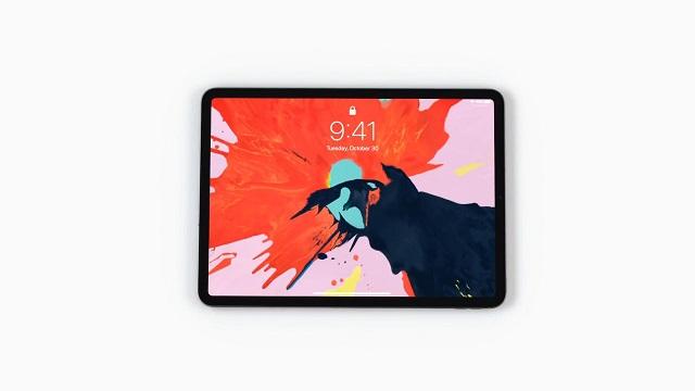 Pixka bat gehiago itxaron beharko duzu iPad Pro Mini LED pantailarekin