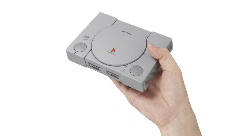 PlayStation Classic jokoen zerrenda iragarri da
