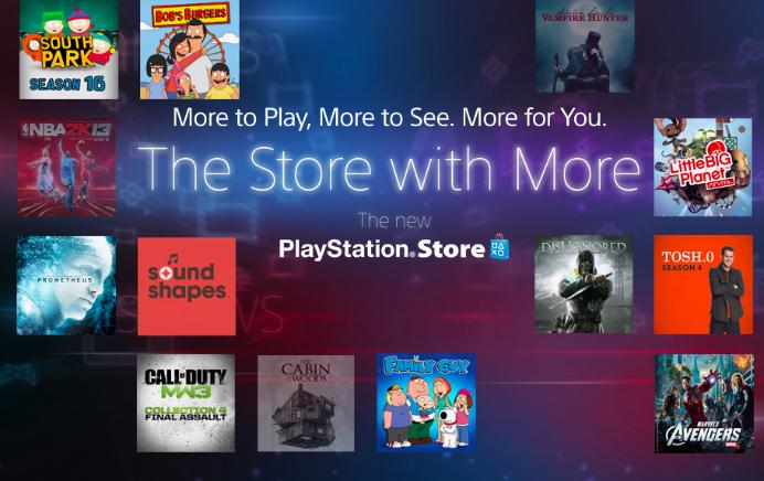 PlayStation Store udaberriko salmentak hasi dira!