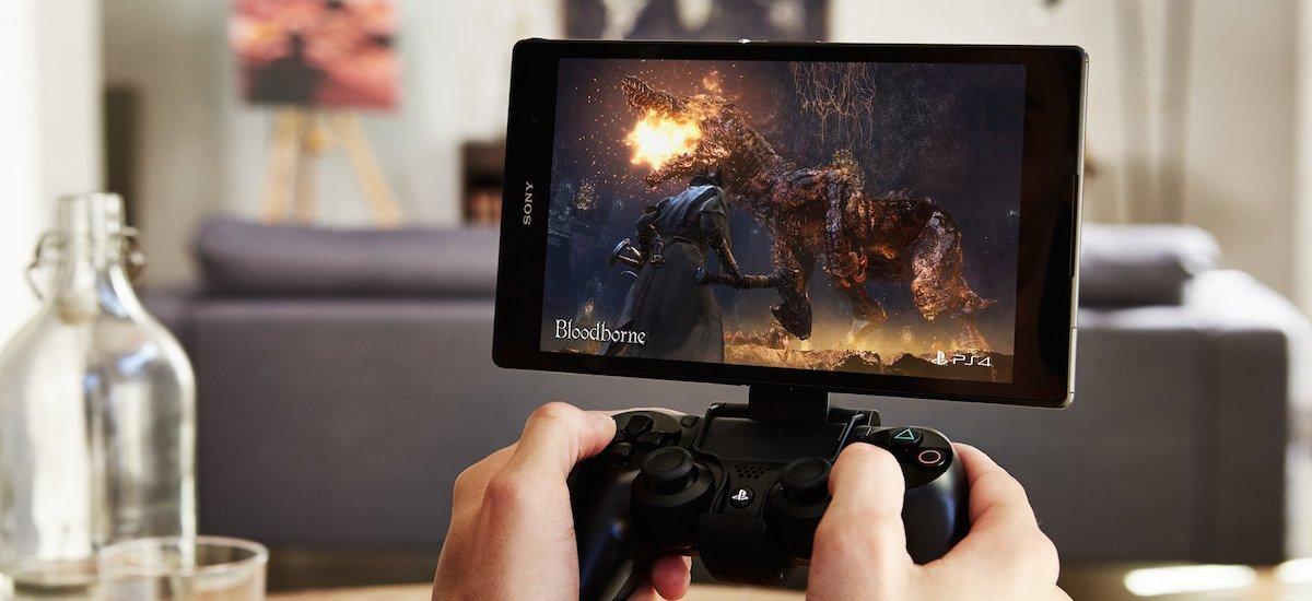 PlayStation-etik jolasteko modu bat 4 Android-en.  Urruneko jolasa guztion eskura