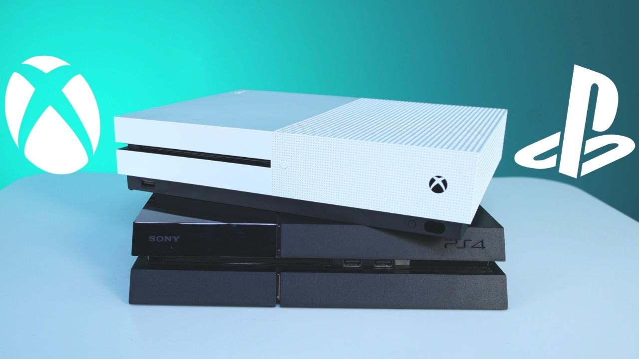 PlayStation salneurria prezioan 4 eta Xbox One saltzaileak isunak izan ziren!