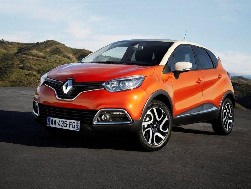 Plug-in motor hibrido aukera Renault Captur berria!