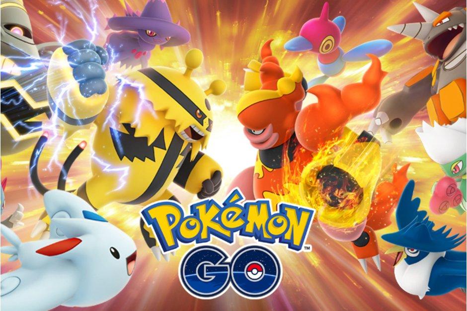 Pokemon GO PvP batailak hilabete honetan hasiko dira!