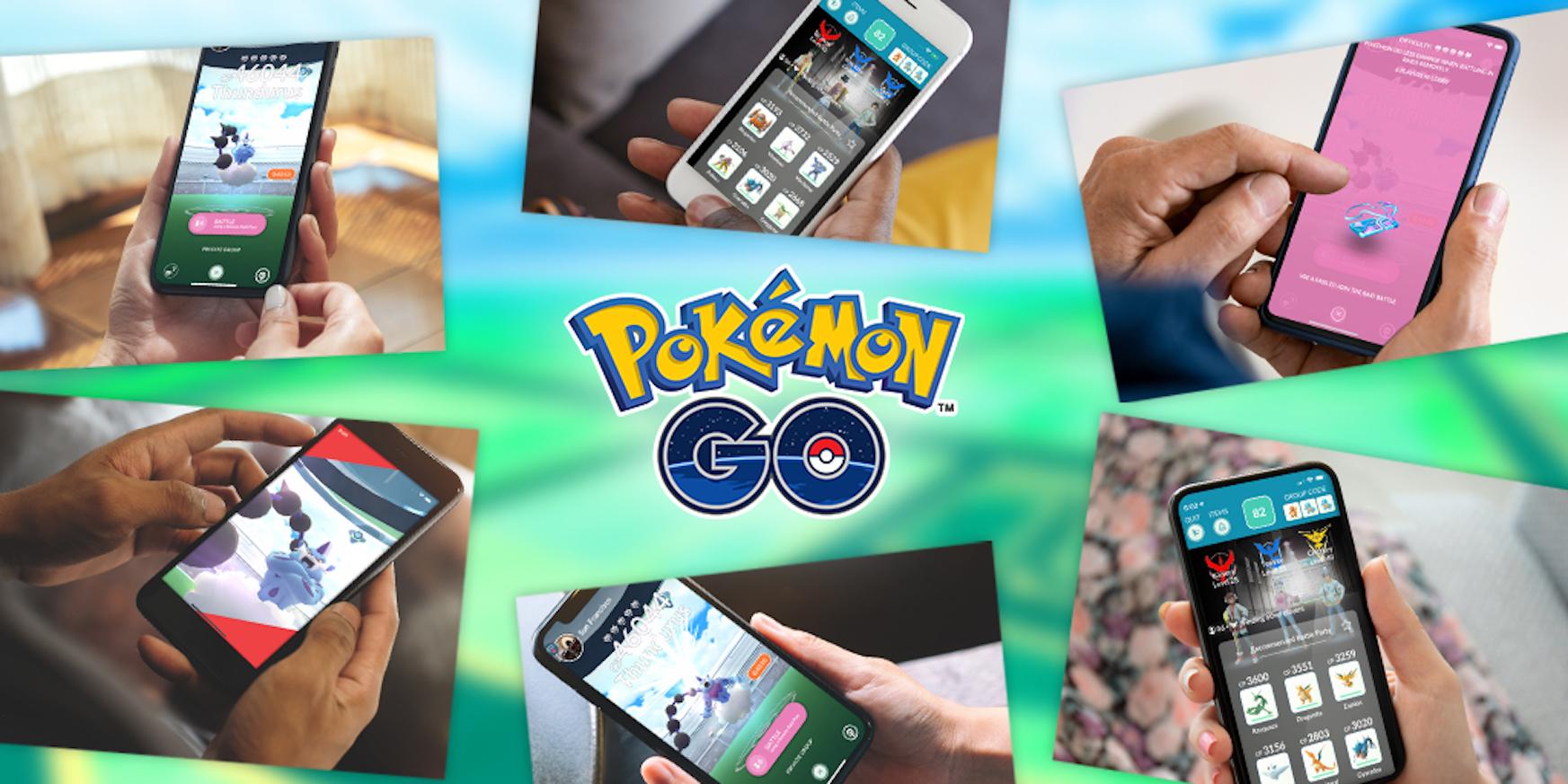 Pokemon GO edo agian Pokemon gehiago #StayAtHome?  Niantic-ek urruneko erasoak aurkezten ditu
