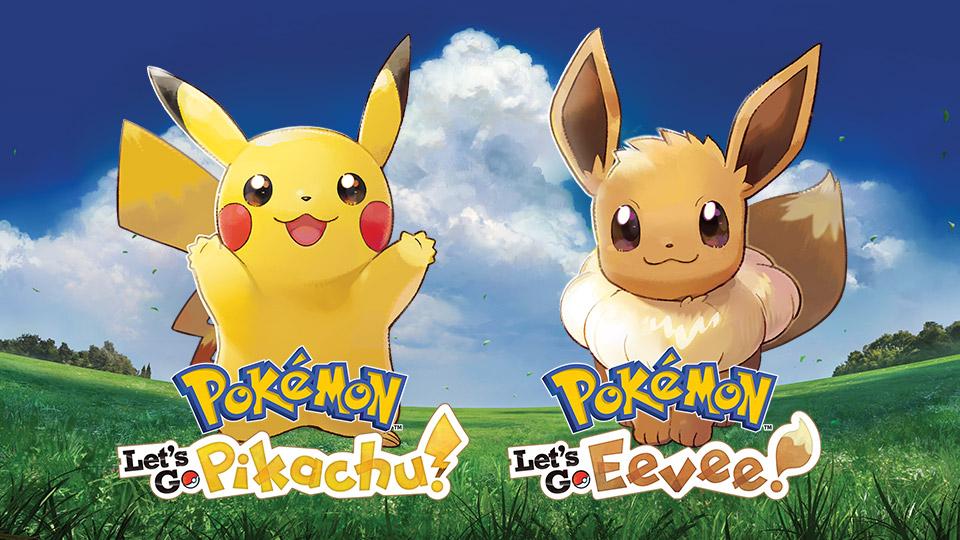 Pokemon Lets Go Pikachu saldu zen joko onena