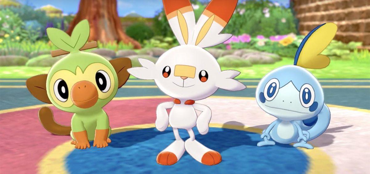 Pokemon osoa ez dago arrazoirik Pokemon Sworid eta Shield-en.  Ez dira kalifikazio berriak gehituko DLCan