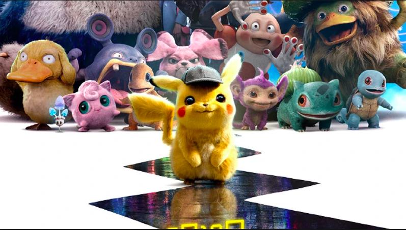 Pokemon pelikularen film berria ofiziala da