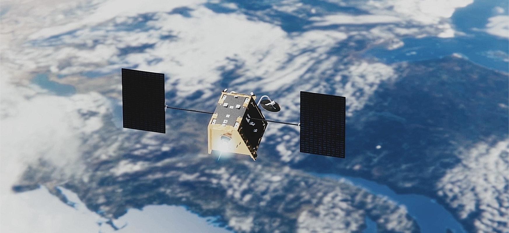 Porrotaren OneWeb fitxategiak.  650 sateliteetatik 74 orbitan jarri zituen