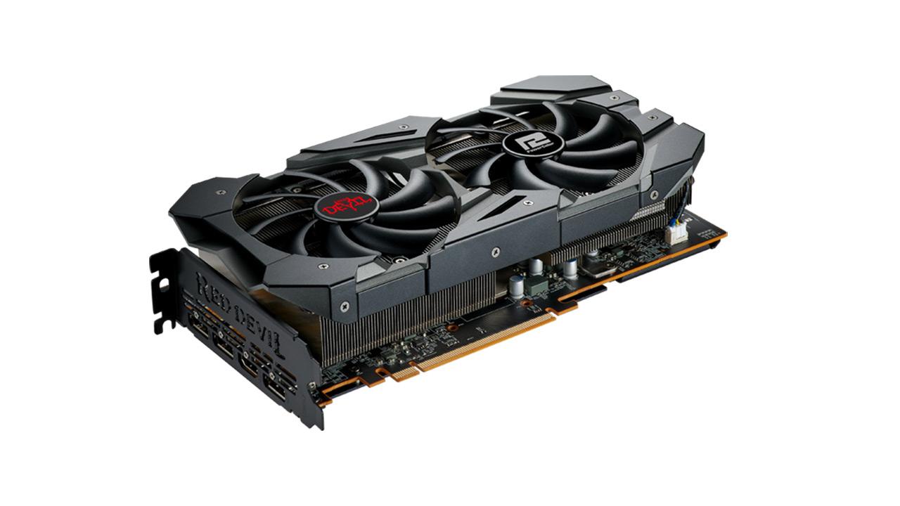 PowerColorrek Radeon RX 5600 XT Red Dragon eta Radeon RX 5600 Red Devil-en zehaztapen berria iragarri du