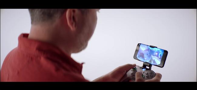 Project xCloud Microsoft-en Gamble Streaming Xbox Games-en dago 1