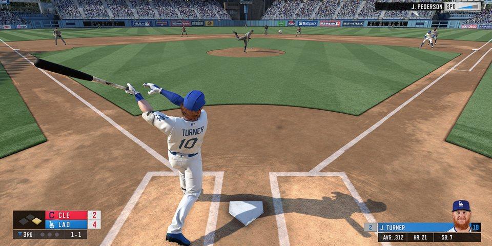 RBI Beisbol 19 Iritzia 1