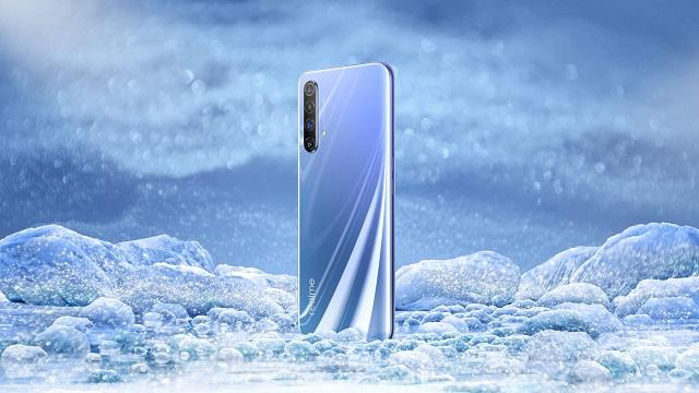 Realme X50 Pro NavIC onartzen duen lehen telefonoa da
