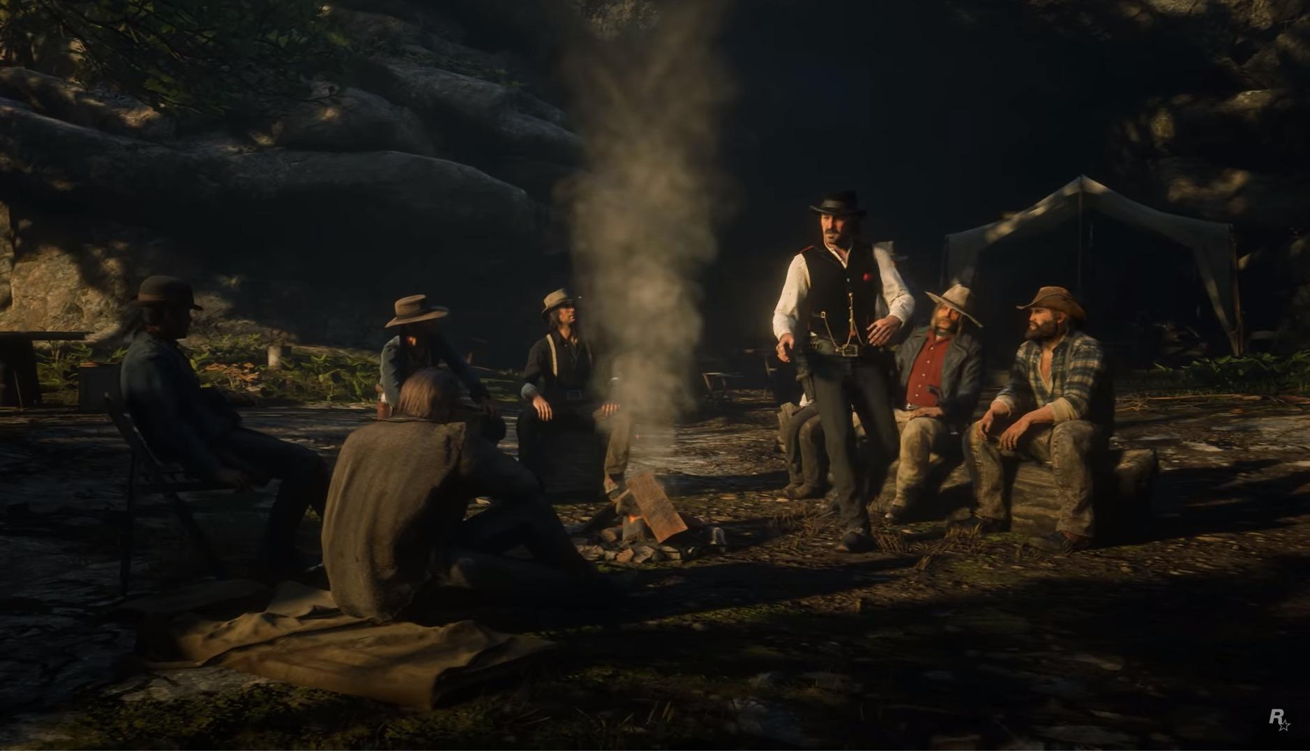 Red Dead Redemption 2 Eguneratze kritikoa
