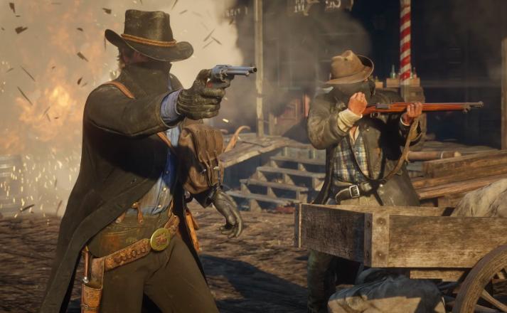 Red Dead Redemption 2 Jolaserako lehen bideoa kaleratu da