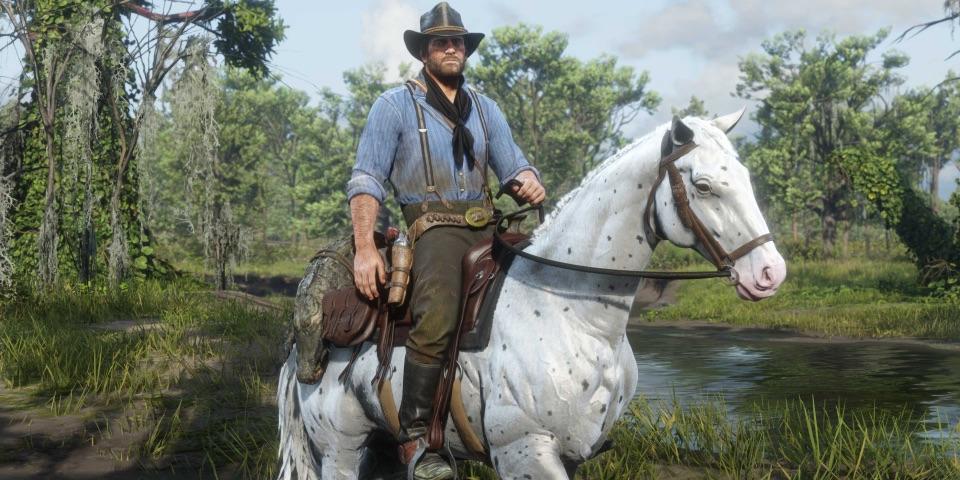 Red Dead Redemption 2 ordenagailuan arazo batzuk baino gehiago ditu abiaraztean