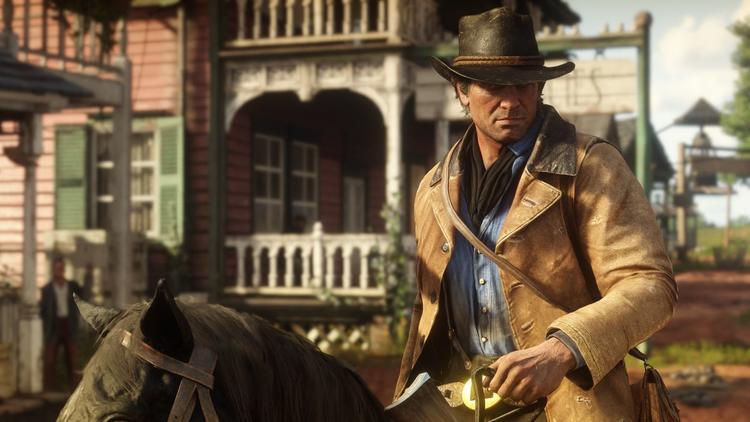 Red Dead Redemption 2fortuna hiru egunetan!