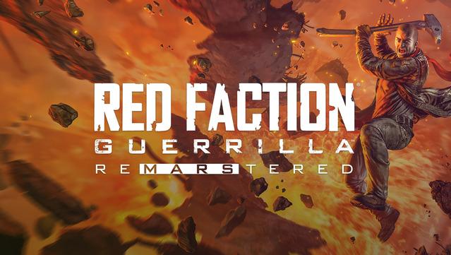 Red Faction Guerrilla berriro Mars-tered orain Switch bila
