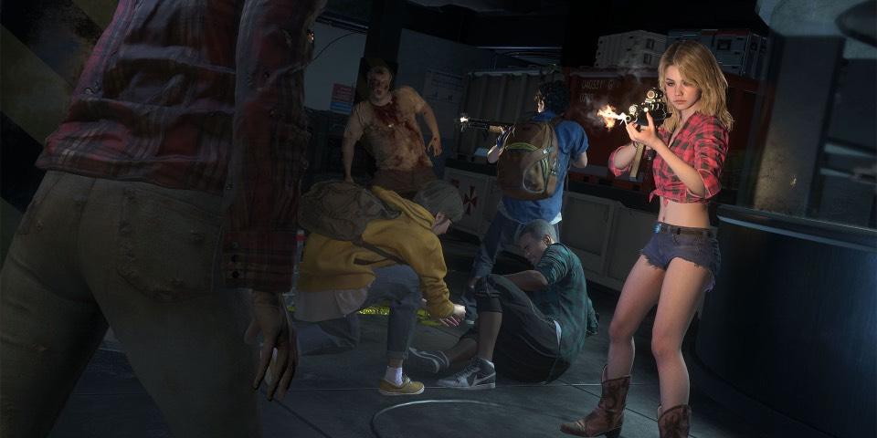 Resident Evil Resistance-en berrikuspena