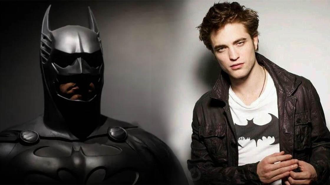 Robert Pattinson Batman berria izango da!