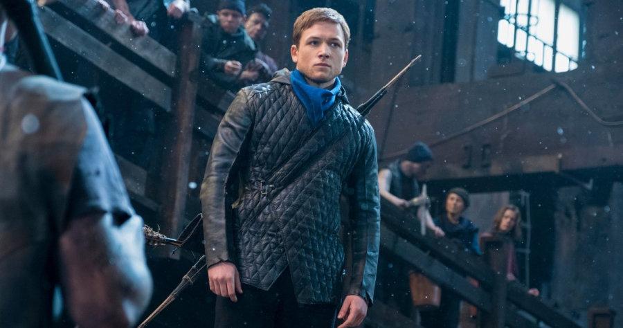 Robin Hood filmaren trailer berria kaleratu da