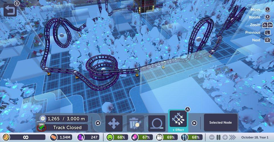 RollerCoaster Tycoon Adventures berrikuspena
