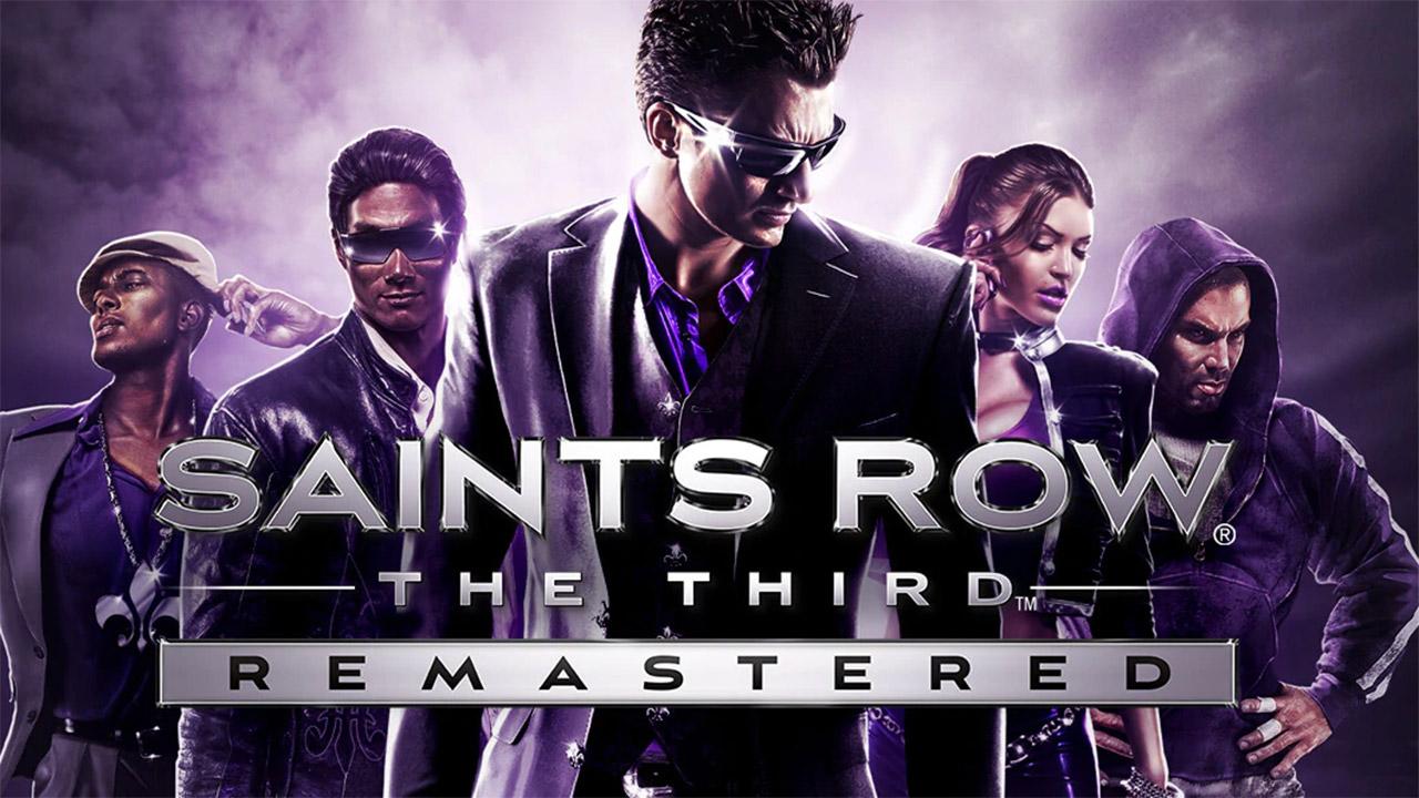 Saints Row: Hirugarren Remastered ofizialki iragarrita dago