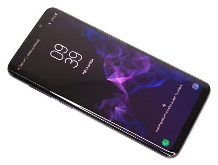 Samsung Galaxy A10aren pausoak entzuten hasi ziren