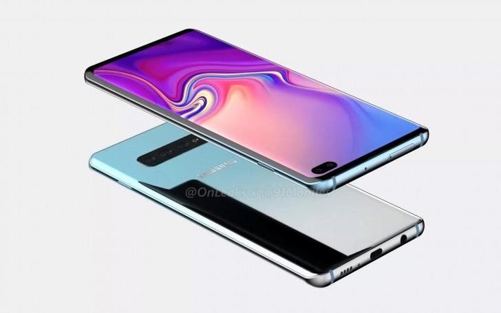 Samsung Galaxy Ba al dago haririk gabeko kargatzeko transferentziarik S10n?