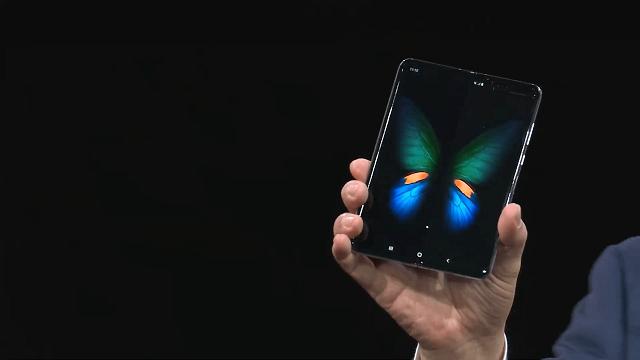 Samsung Galaxy Fold 2  - badakigu prezioa