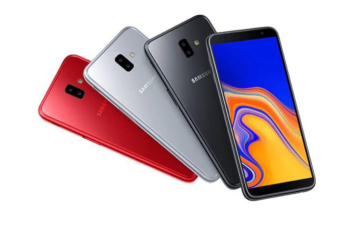 Samsung Galaxy J6 Plus-ren eguneratze berria