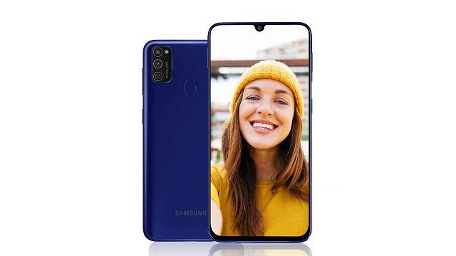 Samsung Galaxy M21 Polonian salgai dago
