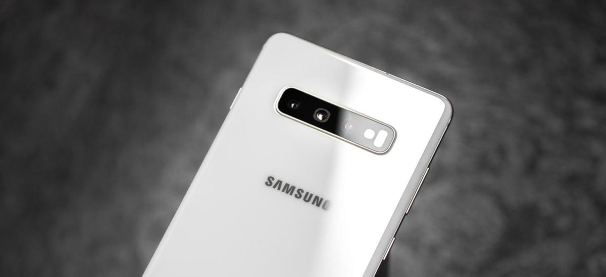 Samsung Galaxy S10 + Android 10. beta jaso zuen albiste garrantzitsuenak egiaztatu nituen