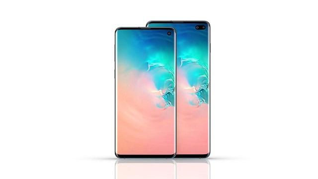 Samsung Galaxy S10 eta Galaxy 10. oharra ere Lite bertsioetan