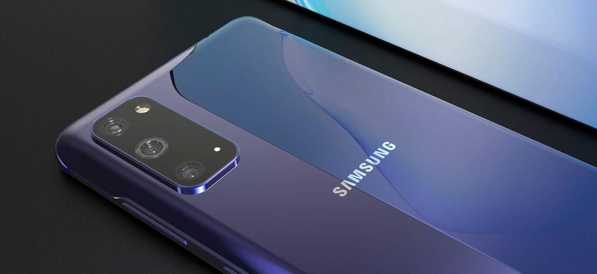 Samsung Galaxy S20 - estreinaldia baino hilabete bat lehenago dakigun guztia
