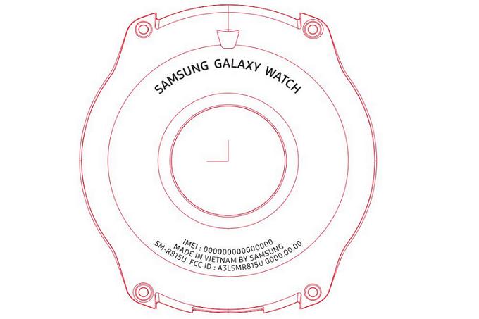 Samsung Galaxy Watch-ek bere lehen ziurtagiria lortu zuen