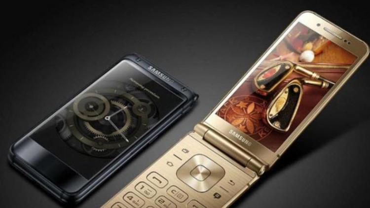 Samsung W2019 diseinu tolesgarriaren argazkiak filtratu ziren