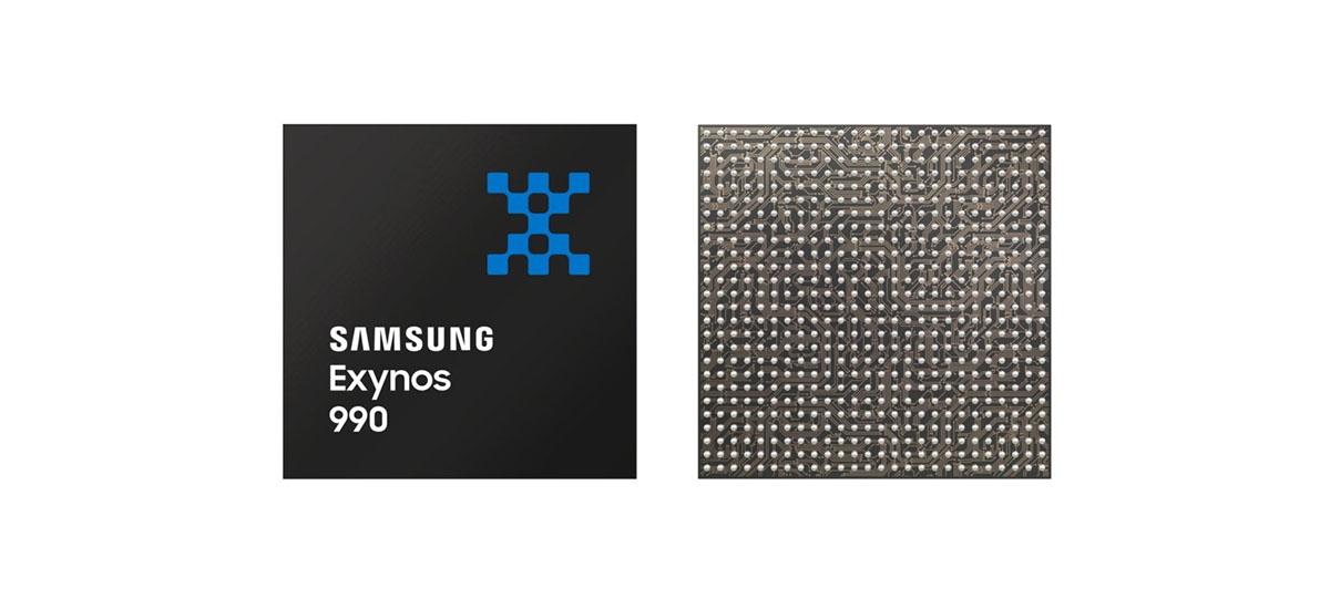 Samsung-ek Exynos 990 erakutsi zuen. Prozesadore honek gauza asko esaten du smartphone berriei buruz Galaxy