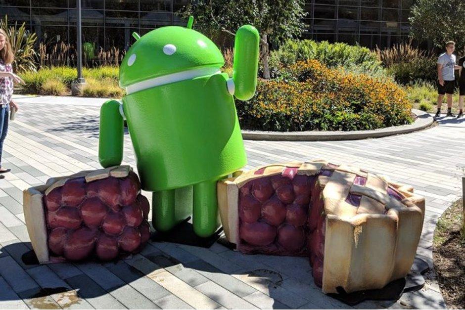 Samsung-ek ez du Android Pie eguneratzea kaleratuko 2019 baino lehen