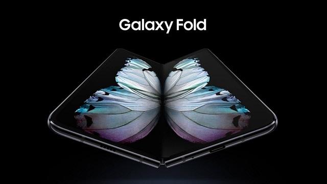 Samsung-ek modelo horren produkzio masiboa abiarazi duela jakinarazi du Galaxy Fold 2